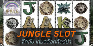 GCLUB JUNGLE SLOT